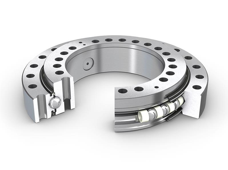 Slewing gear rings