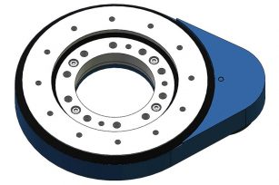 ST-I-0229 SPUR GEAR SLEWING DRIVE