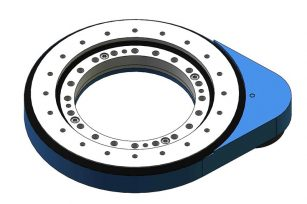 ST-I-0311 SPUR GEAR SLEWING DRIVE