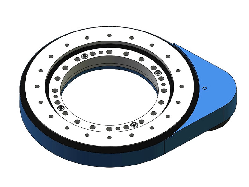 SP-I-0311 SPUR GEAR SLEWING DRIVE