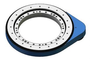 ST-I-0411 SPUR GEAR SLEWING DRIVE
