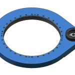 ST-I-0541 SPUR GEAR SLEWING DRIVE