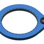 ST-I-0641 SPUR GEAR SLEWING DRIVE