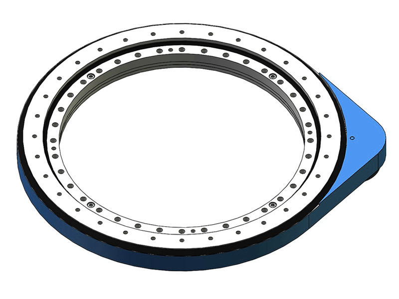 SP-I-0641 SPUR GEAR SLEWING DRIVE