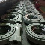 Worm slewing drive SE9 exported to Italy