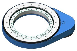 ST-M-0411 SPUR GEAR SLEWING DRIVE