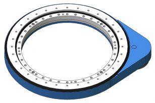 ST-M-0641 SPUR GEAR SLEWING DRIVE
